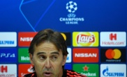 Lopetegui looks to have survived for now. AFP