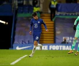 Chelsea won 6-0. AFP