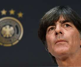 Löw has been under intense criticism from German players and officials. AFP