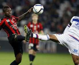 Seri é alvo de vários clubes na Europa. AFP