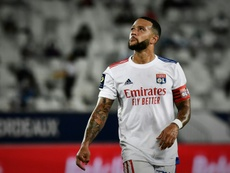 Depay scores in Montpellier defeat as Barca rumours flourish