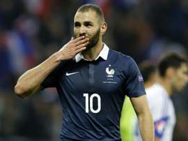 France and Real Madrid striker Karim Benzema is free to play in Euro 2016