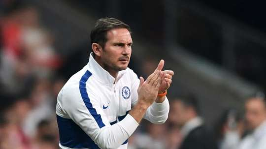 Lampard sees positives as Chelsea miss out on Super Cup