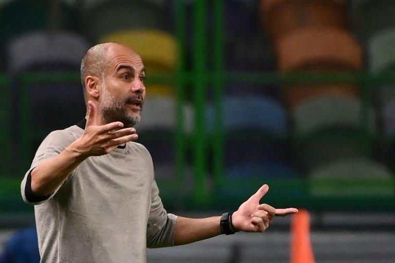 Guardiola: Blame Me For Man City's Champions League Failure