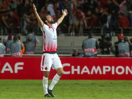 Wydad Casablanca of Morocco became African champions for a second time on Sunday. AFP