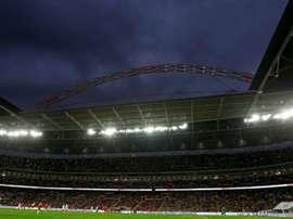 Escalações de Aston Villa e Manchester City pela final da EFL Cup 2020. AFP