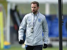 Southgate can bring 23 players with him to Russia. AFP