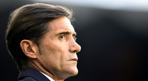 Marcelino has been linked with Arsenal. AFP
