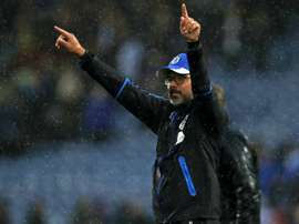 David Wagner's side earned an important victory against Bournemouth. AFP