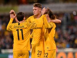 Australia thrash Nepal in World Cup qualifier. AFP