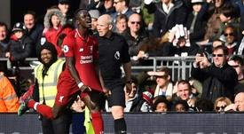 Mané falou sobre Klopp e como ele achava impossível a remontada ao Barça. AFP