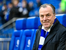 Clemens Tonnies has walked away from Bundesliga outfit Schalke. AFP