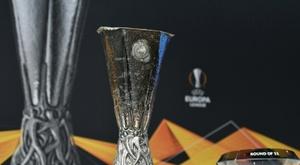 Confira as oitavas de final da Europa League. AFP