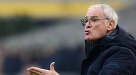El deseado de Ranieri, a un paso de la Sampdoria. AFP