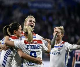 Chelsea aiming to end Lyon reign in women's Champions League. AFP