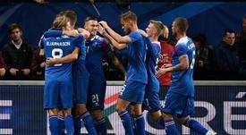 La UEFA también aprobó que haya VAR en la clasificación europea al Mundial de 2022. AFP
