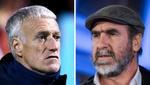 La justicia francesa cierra el frente entre Deschamps y Cantona