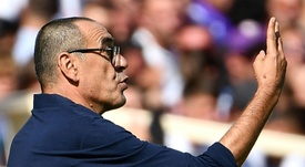 Sarri returns from pneumonia. AFP