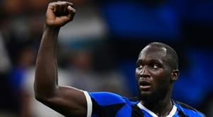 Cagliari avoid sanctions for Lukaku monkey chants. AFP