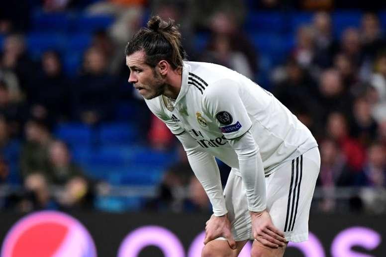 Bale pourrait quitter le Real Madrid. EFE