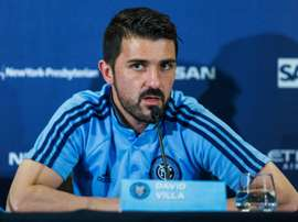 New York City FC to probe Villa harassment claim. AFP