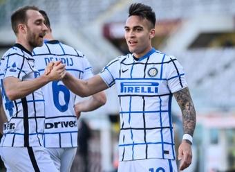 'Lautaro est heureux à l'Inter'. Goal