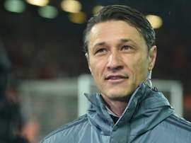 Nico Kovac has mounting injury worries ahead of Saturday's top of the table clash. AFP