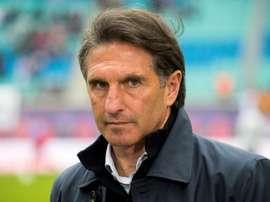 Hertha announce Labbadia as Klinsmann successor. AFP