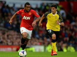 Anderson played in Manchester for seven years. AFP