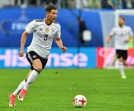 Goretzka veut rejoindre le Bayern. AFP