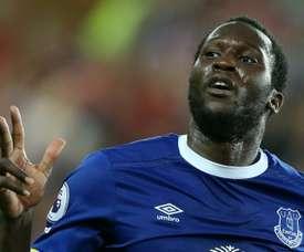Everton bateu o Leicetser por quatro bolas a duas. AFP