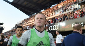 Wayne Rooney moved to the MLS after 16 years in the Premier League. AFP