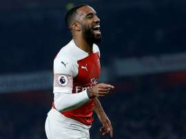 Arsenal v Rennes: Preview and possible line-ups. AFP