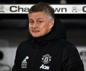 Solskjaer fera le ménage à Manchester United. AFP