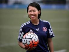 Trailblazing woman football coach 'Beef Ball' Chan quits