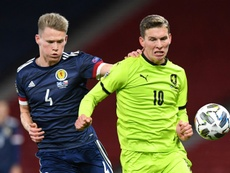 Scotland stretched their unbeaten run to eight games with a 1-0 win over the Czech Republic. afp_en