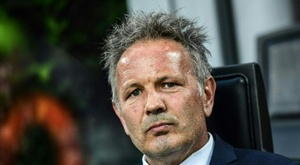 Mihajlovic helped Bologna fight back from hospital. AFP