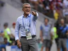 Lo anunció el presidente de la Asociación Polaca de Fútbol. AFP