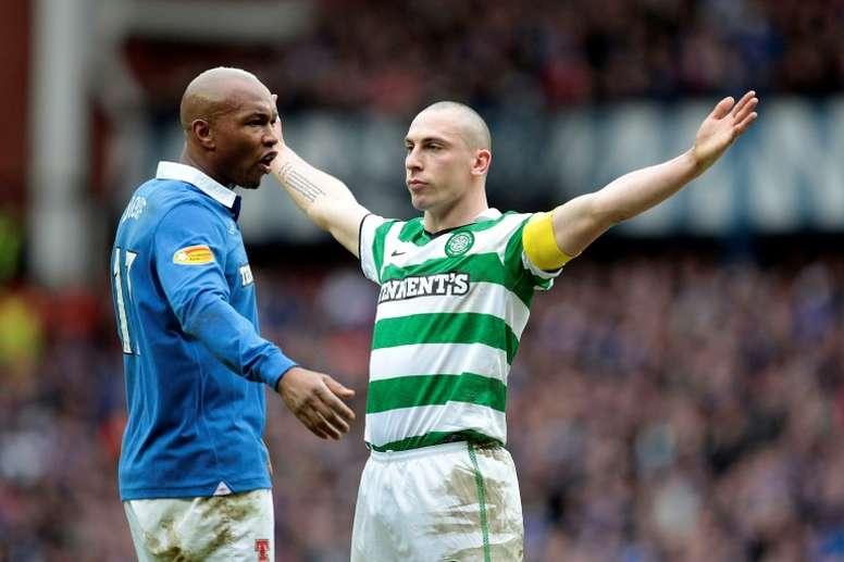 Futebol na Escócia está suspenso por tempo indeterminado. AFP
