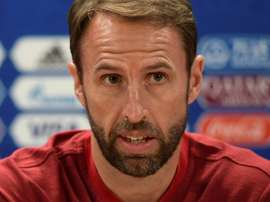Southgate's men will be looking for a second victory of the tournament. AFP