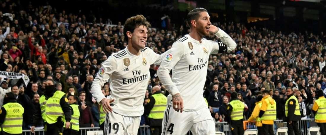 Doppio Ramos. AFP