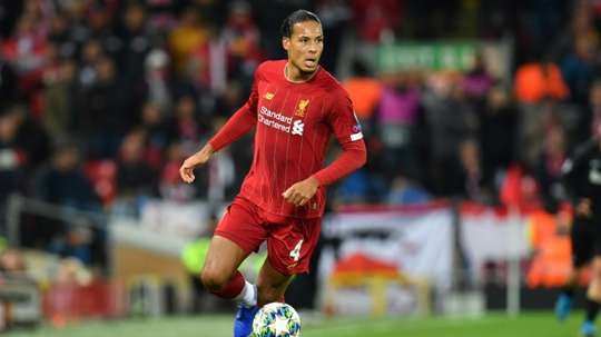 Liverpool have nothing to lose in title race, says Van Dijk. AFP