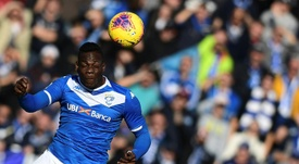 Mario Balotelli is without a team since leaving relegated Brescia at the end of last season. AFP
