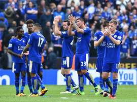 Leicester City will play without Jamie Vardy in the Premier League title race. BeSoccer