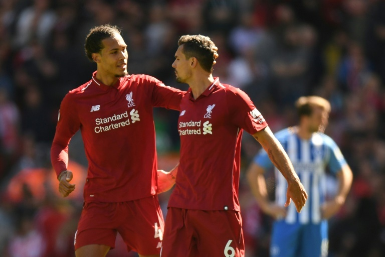 More praise heaped on Liverpool's defence