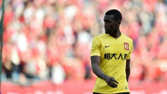 The Colombian moved to China for over €40m. AFP