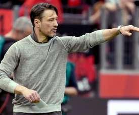 Kovac's team suffered a big blow to their European dreams. AFP