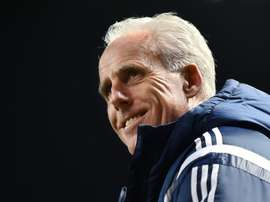 Mick McCarthy goes from strength to strength as Ireland boss. AFP