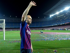 Iniesta opens on when he got depression in 2009. AFP