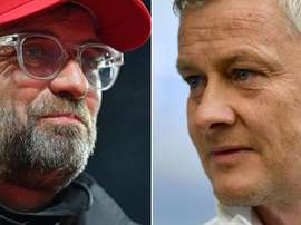 Man Utd face acid test of Premier League title credentials at Liverpool. AFP